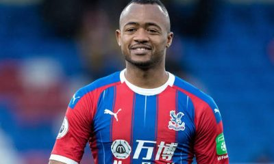 Crystal Palace Player, Jordan Ayew Tests Positive For Coronavirus