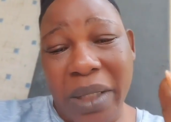 Please Help So I Can Fly To Abuja To Bury My Daughter In Peace - Actress Ada Ameh begs Buhari, Gov Sanwo-Olu (Video)