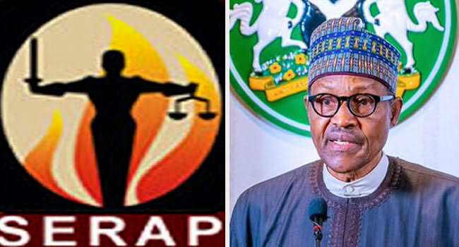 SERAP To Drag Buhari's Government To Court, And 'Compel' Buhari Administration To Protect Citizens