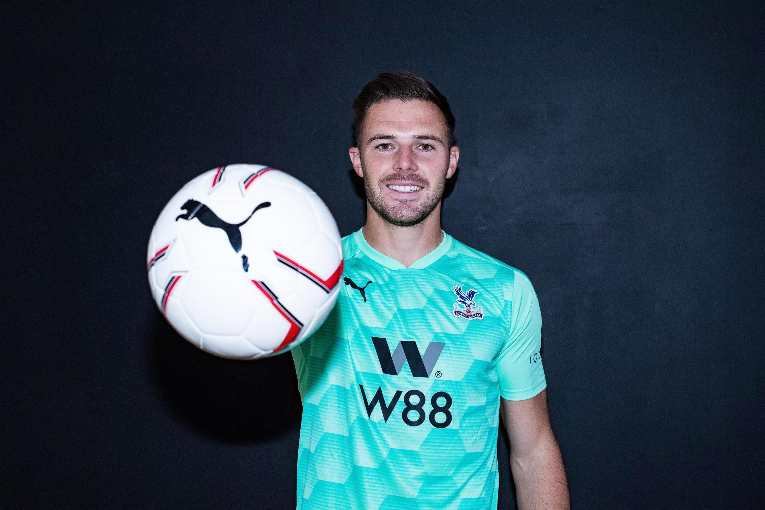 Crystal Palace goalkeeper, Jack Butland tests positive for coronavirus