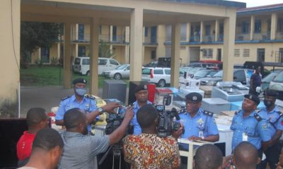 #EndSARS: 10 Suspects Arrested As Police Recover Looted Properties Worth Millions Of Naira In Akwa Ibom 5