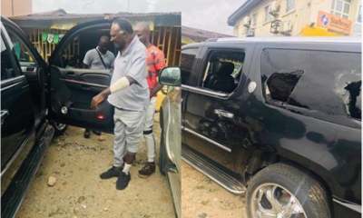 Hoodlums Attack Actor Clems Ohameze, Take His Phones And Money (Photos) 6