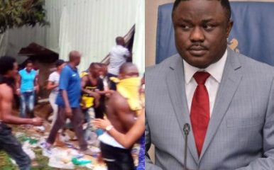 Cross River Gov, Ayade Orders Security Agents To Go House To House To Search For Looted Items