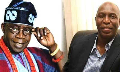 Papers Containing Fraud Charges Filed Against Tinubu And Alpha Beta Got Burnt In Igbosere Court — Lawyer Claims