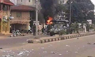 "Ebonyi Police Boss Says ""Hoodlums Killed Police Inspector And Cut Off His Manhood"""