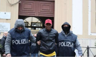 Nigerian DJ, Bugi And 74 Other Cultists Arrested In Italy
