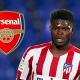 Arsenal Signs Thomas Partey For £45 Million 4