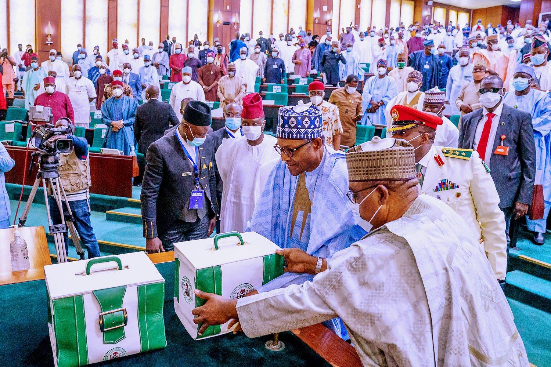 2021 Budget: National Assembly Gets N128Billion