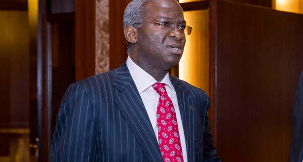 FG Owes Road Contractors N392bn – Babatunde Fashola