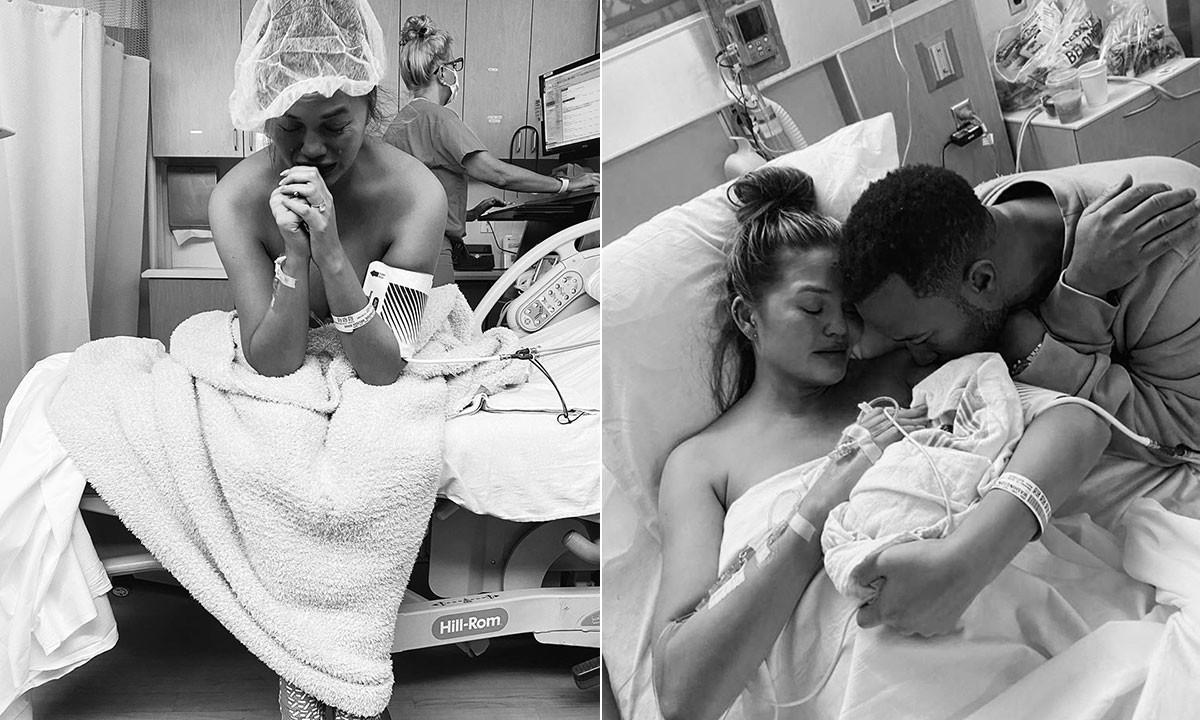 Chrissy Teigen Speaks Again After Losing Pregnancy