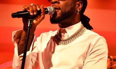 My Mum Had Surgery - Burna Boy Explains Why He Was Inactive When #EndSars Protest Started 1