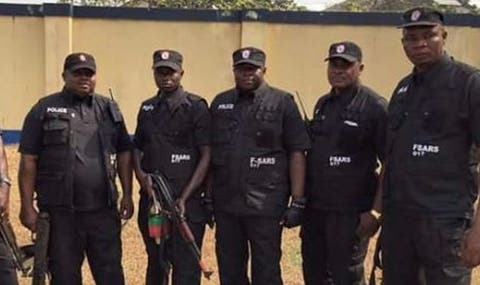 #EndSars: FSARS Banned From Patrols, Stop And Search Duties