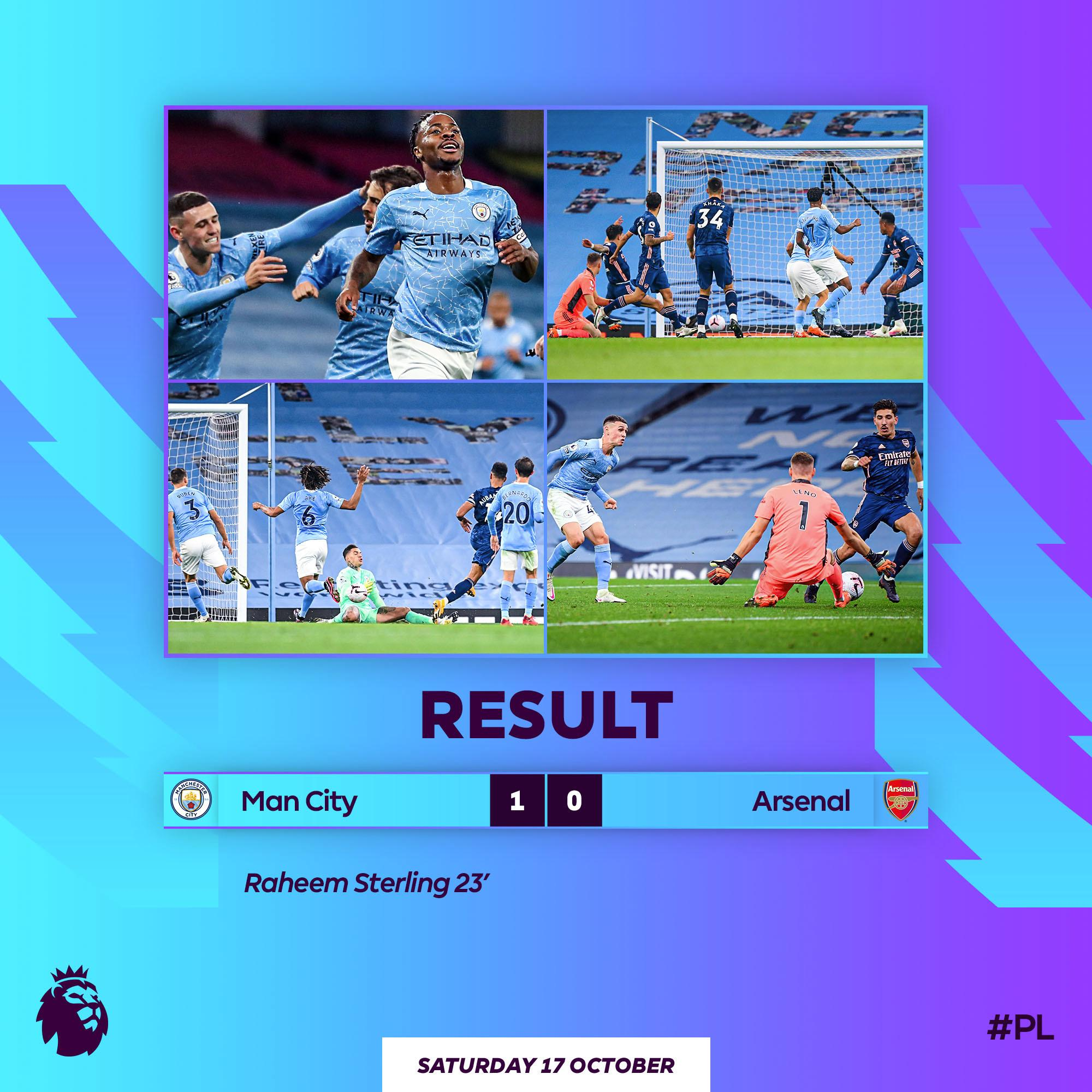 Man City 1-0 Arsenal Highlight Mp4 Download