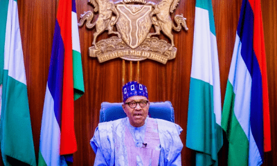 #EndSARS Full Text Of President Buhari's Broadcast Today, Thursday, 21 October