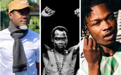 Naira Marley Is The Fela Of Our Time - Reno Omokri