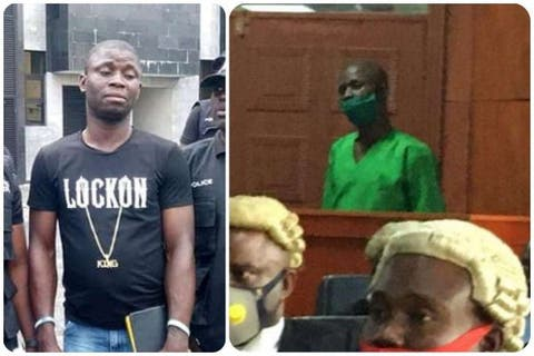 Port Harcourt Serial Killer David West Sentenced To Death By Hanging