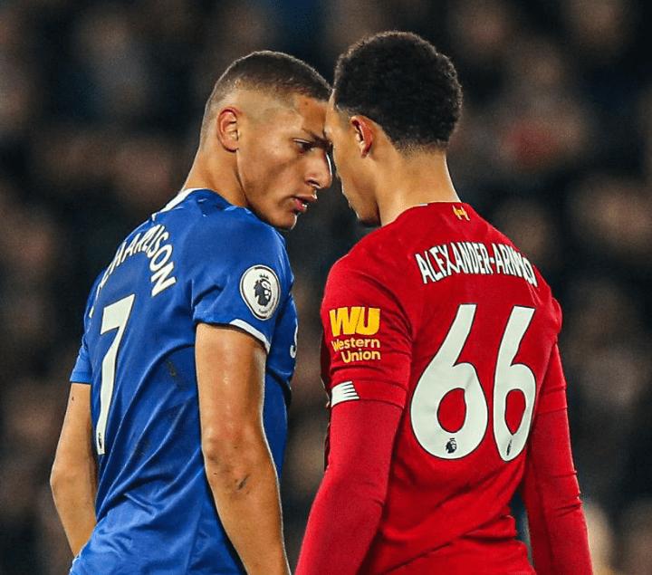 Everton vs Liverpool Live Stream