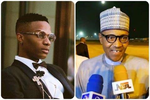 Wizkid Claps Back At Buhari's Aide Who Called Him 'Dumbkid'