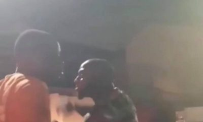 Davido And His Crew Allegedly Bounced At Ghanaian Club (Video)