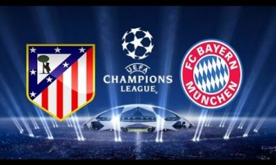Live Stream: Bayern Munich vs Atletico Madrid - 2020 UCL 14