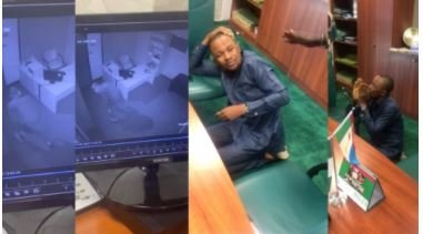 Thief Steals Dollars, Office Equipment From National Assembly Complex