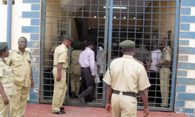 Prisoner Who Escaped From Edo Prison Kills Neighbour Who Testified Against Him In CourtPrisoner Who Escaped From Edo Prison Kills Neighbour Who Testified Against Him In Court