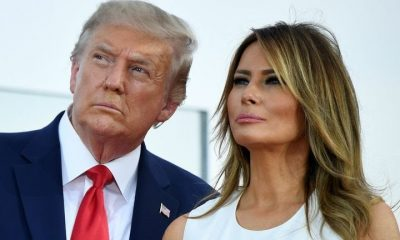 President Trump And His Wife Test Positive For Coronavirus
