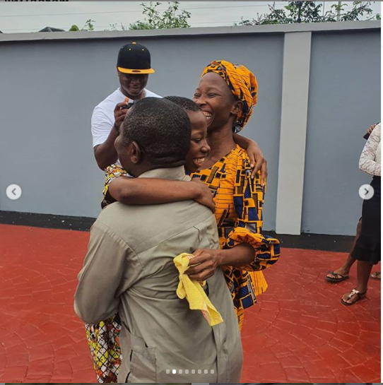 Kid Comedienne, Emmanuella Builds Her Mother A House (Photos) 3