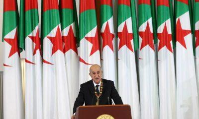 President Of Algeria Tests Positive For Coronavirus