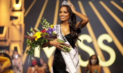 Mississippi's Asya Branch Wins Miss USA 2020 1