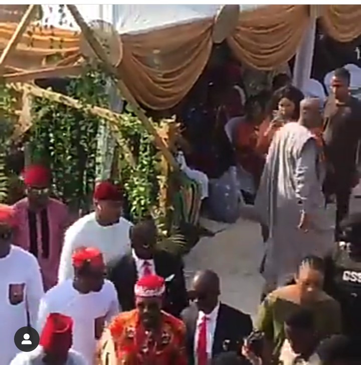 Photos From Actor Williams Uchemba's Traditional Wedding