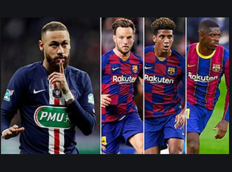 Barcelona Offered £100m Plus Three Players In Exchange For Neymar After Selling Him To PSG - Former Barca Director, Javier Bordas