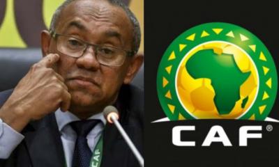 Corruption: FIFA Ban CAF President Ahmad Ahmad For Five Years 15