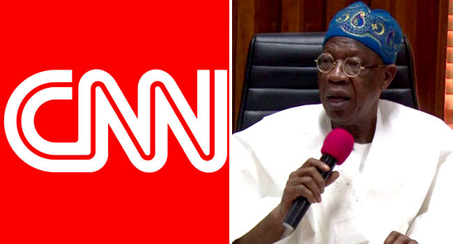 EndSARS: CNN Releases CCTV Footage Of Lekki Toll Gate Shooting, Calls Out Lai Mohammed (Video) 22