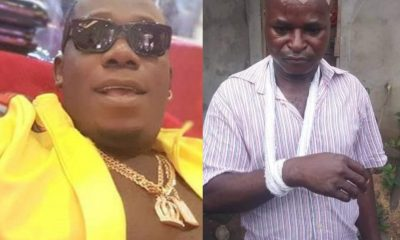 Singer, Duncan Mighty Accused Of Assulting A Tanker Driver In Port Harcourt (Photos) 29