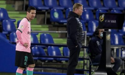 Messi Is Not Difficult To Manage - Barcelona Boss, Koeman