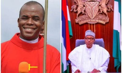 """""""Buhari Is Surrounded By Criminals, Hooligans"""" - Father Mbaka"""