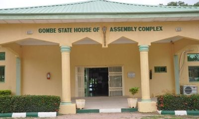 Gombe Assembly Removes Speaker, Others 62