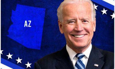 US Election: Joe Biden Becomes First Democrat To Win Arizona Since 1996