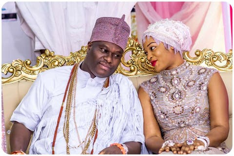 Ooni Of Ife And Olori Naomi Welcomes Baby Boy
