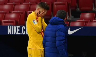 Barcelona Trying To Fill Void Left By Pique 17