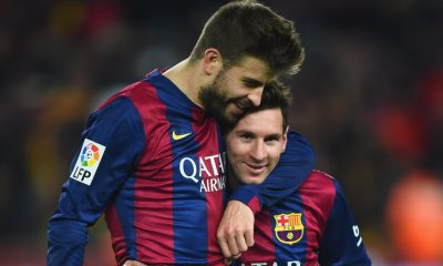 Barcelona Gives Pique The Same Power Messi Once Had
