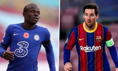 PSG Need Kante Not Messi To Win Champions League - Rabesandratana