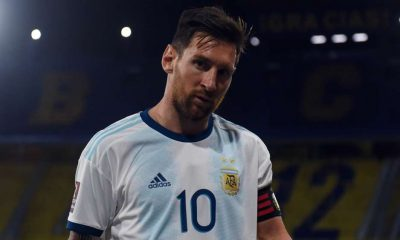Messi Is Fit For Argentina's World Cup Qualifiers - Argentina Team Manager, Scaloni 3