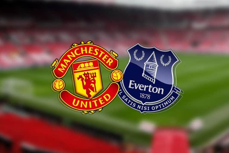 Everton vs Man United Live Stream