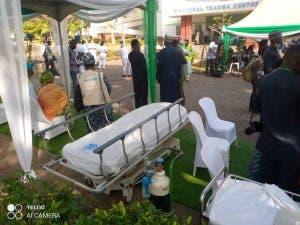 Nigeria Begins Coronavirus Vaccination (Photos) 5